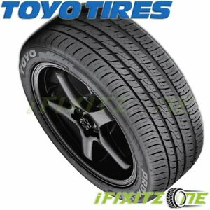 1 New Toyo Proxes 4 255 35zr22 99w All Season A s Ultra High Performance Tires