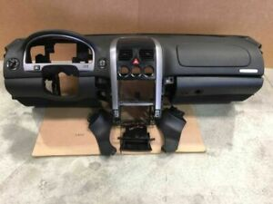 04 05 06 Pontiac Gto 5 7l Ls1 6 Spd Manual 81k Dash Assembly W Accessories 17057