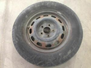 02 03 04 05 06 Mazda Mpv Lx V6 5 Lug 15x6 Steel 12 Hole Wheel W Used Tire