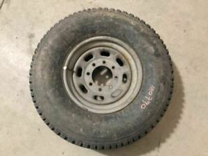 99 06 Ford F250 F350 Super Duty Used Spare Wheel Lt265 75r16 Tire 8 Lug