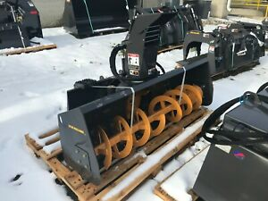 New New Holland 72 Hydraulic Driven Snow Blower 84421428 18 27 Gpm