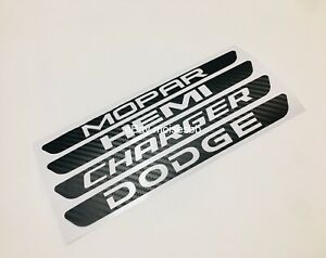 Dodge Charger 3rd Third Brake Light Vinyl Decal Sticker 2006 2007 2008 2009 2010