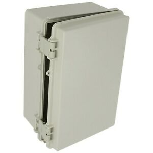 Economy Box Bud Electrical Enclosure Abs Outdoor Wall Garage Waterproof