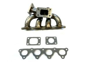 Obx For 1993 97 Honda Del Sol Vtec 1999 00 Civic Si 1 6l Dohc B16a Turbo Header