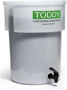 Toddy Commercial Cold Brew System Coffee Maker With Lift And 52 Pack Filters