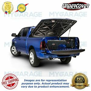 Undercover For 2005 2018 Nissan Frontier Swingcase Truck Bed Tool Box Sc500d