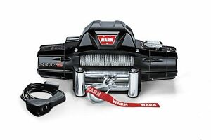 Warn Zeon 12 Recovery Winch W Cable Free Shipping Tx