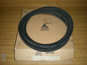 Agco H153301c1 Oem Original Reel Drive Belt For New Idea Mower 507 509 5107