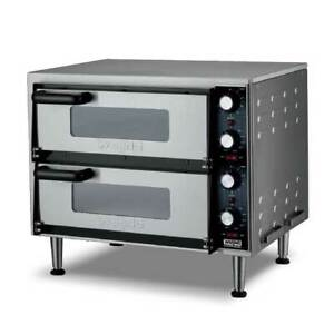 Waring Wpo350 Double deck Pizza Oven Electric Countertop