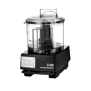 Waring Wfp14sw Commercial Food Processor 3 5 Quart Vertical Chute Feed Design