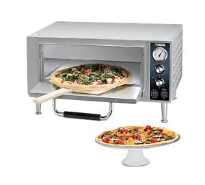 Waring Wpo500 Single Deck Pizza Oven Electric Countertop