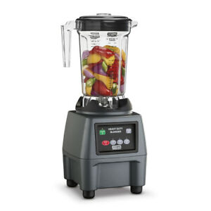 Waring Cb15p Food Blender Heavy duty 1 Gallon 128 Oz Capacity
