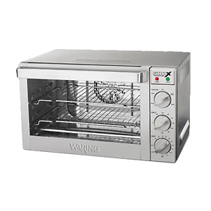 Waring Wco500x Commercial Convection Oven Countertop