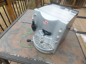 Commercial Rdl Sweet Cappuccino Coffee Espresso Pod Machine Steamer Frother