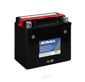 Battery Powersports Agm Acdelco Specialty Atx12bs