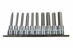 Long Hex Bit Socket Set By Us Pro 1 2 Dr 6 7 8 9 10 11 12 13 14 17mm