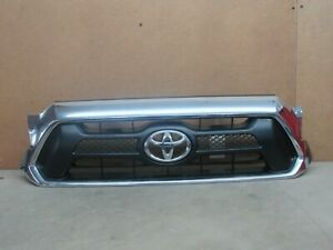 2012 2013 2014 2015 Toyota Tacoma Front Grille