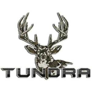 Camouflage Deer Hunting Tundra Decal Truck Bow Case Window Archery Camo Sticker