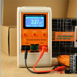 M4070 1 Accuracy High Precision Digital Esr Capacitance Meter Tester Inductance