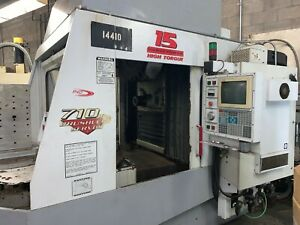 Haas Hs 1 Rp Horizontal Machining Center 1996 Cnc