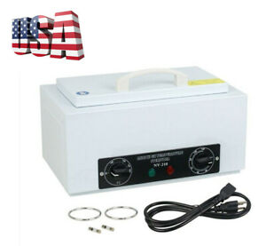 Dental Autoclave Dry Heat Disinfection Cabinet Uv Sterilizer Tattoo Sterilizer