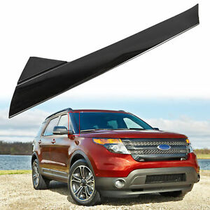 For 2011 19 Ford Explorer Windshield outer Trim Pillar Molding Passenger Side