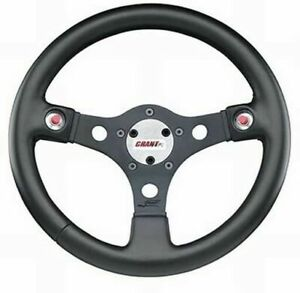 Grant Products Racing Performance Formula Gt Steering Wheel 13 In 673