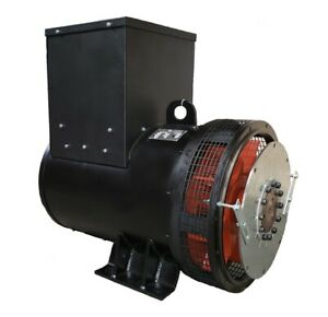 Energypac Hd Marine 65kw Generator Alternator End