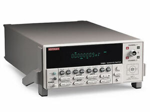 Keithley 2182a Dual channel Ultra low Voltage Nanovoltmeter New