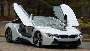 Bmw I8 Roadster Red Indoor Fabric Car Cover 2014 19 New