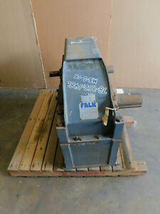 Falk Enclosed Gear Drive Box 1800 105 3 Rpm 17 09 1 Ratio 100 Hp 2100y2 l