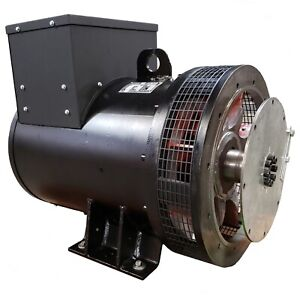 Energypac Hd Marine 60kw Generator Alternator End