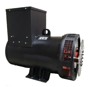 Energypac Hd Marine 99kw Generator Alternator End