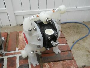Aro Ingersoll Rand Pd05p ars ptt b 1 2 Diaphragm Pump Used But Tested And Works