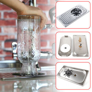 Milk Tea Cup Washer Stainless Steel Cleaner Bar Glass Rinser Commercial