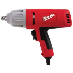 Milwaukee 1 2 In Drive Electric Impact Wrench Mlw9070 20 Brand New