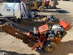 2012 Ditchwitch Rt12 Trencher