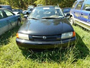 Engine 1 5l 3 8th Digit From Vin 194743 10 97 Fits 98 Mazda Protege 1551641