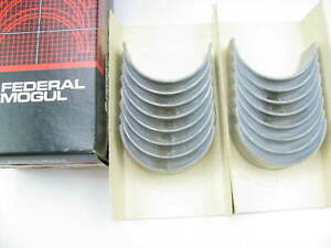 Federal Mogul 8 7030cha Connecting Rod Bearings Standard Chevrolet Bbc 454 v8