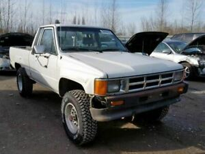 Manual Transmission 2wd 1 2 Ton 5 Speed Fits 85 88 Toyota Pickup 426310