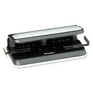 Swingline 32 sheet Easy Touch Two to seven hole Punch 9 32 Hol 050505743001