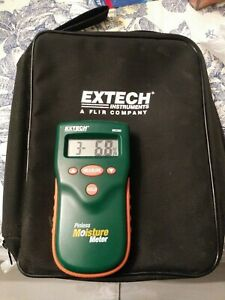 Extech Instruments Pinless Moisture Meter With Bag Mo280