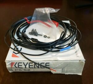 Keyence Ps 52 Photoelectric Sensor Switch new