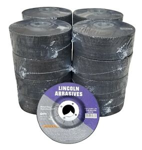 400 Pc Depressed Center 4 1 2 X 040 X 7 8 Cut off wheels Metal Cutting Discs