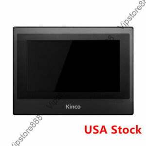 Kinco 7 Inch Hmi Touch Screen Panel Mt4434te Usb Host Ethernet Cable Software