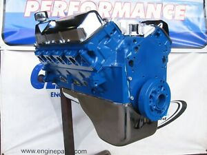 Ford 351 Cleveland 340 Hp High Performance Balanced Crate Engine