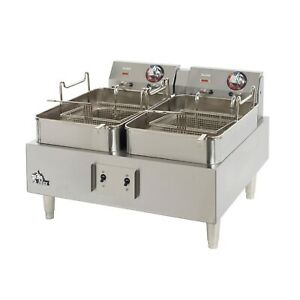 Star 530tf quick ship Star max Fryer Electric Countertop