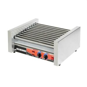 Star X30 Grill max 30 Hot Dog Grill Roller type Stadium Seating