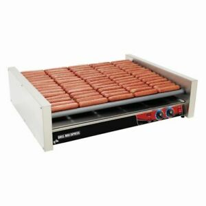 Star X75 Grill max 75 Hot Dog Grill Roller type Stadium Seating