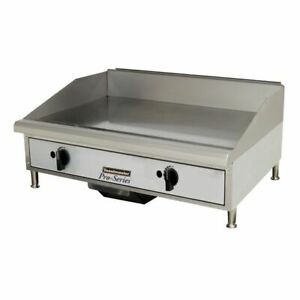 Toastmaster Tmgm24 Griddle Countertop Natural Gas 24 W X 21 D Cooking Surface